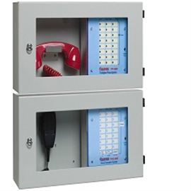 Addressable Fire-Fighter Phone & Evacuation System TFP-3000