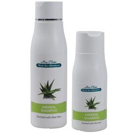Mineral Shampoo with Aloe Vera - Dead Sea Minerals