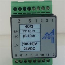 4-wire Isolated pt-100 signal conditioner