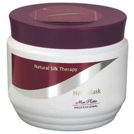 Natural Silk Therapy Hair Mask with Black Caviar