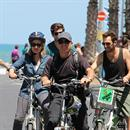 A fun tour of Tel Aviv on Electric Bikes
