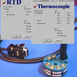 Programmable Thermalhead Transmitters  PTH-400