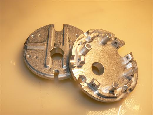 Aluminum - CNC Machined Parts