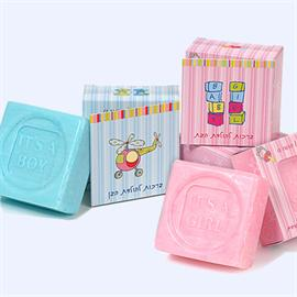 Greeting Card Soap