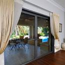 An Iron Style Sliding Door System